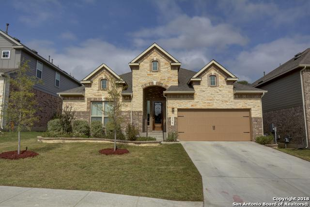 11707 Caitlin Ash, San Antonio, TX 78253 (MLS #1348056) :: Alexis Weigand Real Estate Group