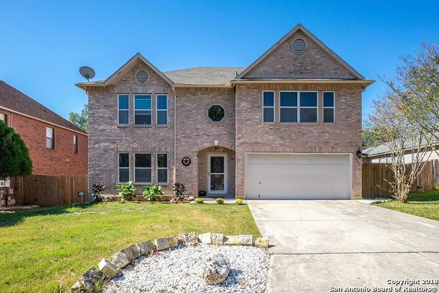 2535 Smokey Creek, Schertz, TX 78154 (MLS #1348087) :: Alexis Weigand Real Estate Group