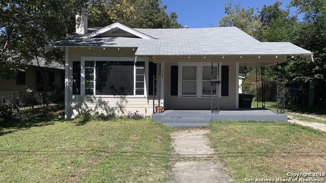 819 W Lynwood Ave, San Antonio, TX 78212 (MLS #1348088) :: Exquisite Properties, LLC