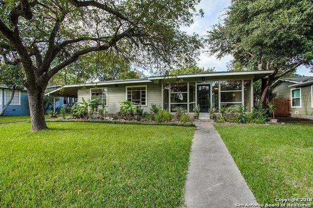 227 Devonshire Dr, San Antonio, TX 78209 (MLS #1348143) :: Alexis Weigand Real Estate Group