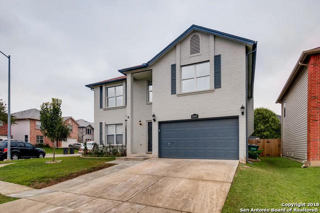 1442 O Hara Dr, San Antonio, TX 78251 (MLS #1348208) :: Tom White Group