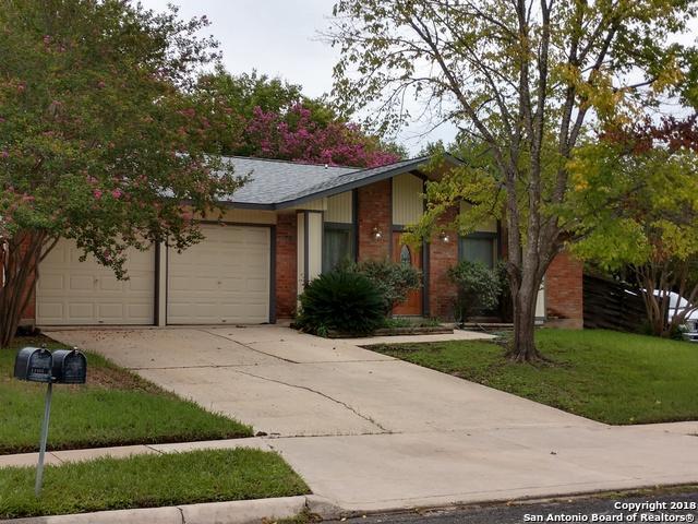12802 Provision St, San Antonio, TX 78233 (MLS #1348298) :: Alexis Weigand Real Estate Group