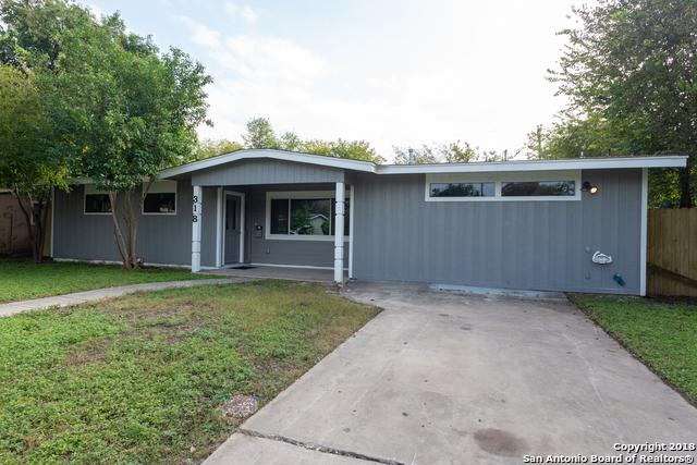318 Brettonwood Dr, San Antonio, TX 78218 (MLS #1348324) :: The Mullen Group | RE/MAX Access