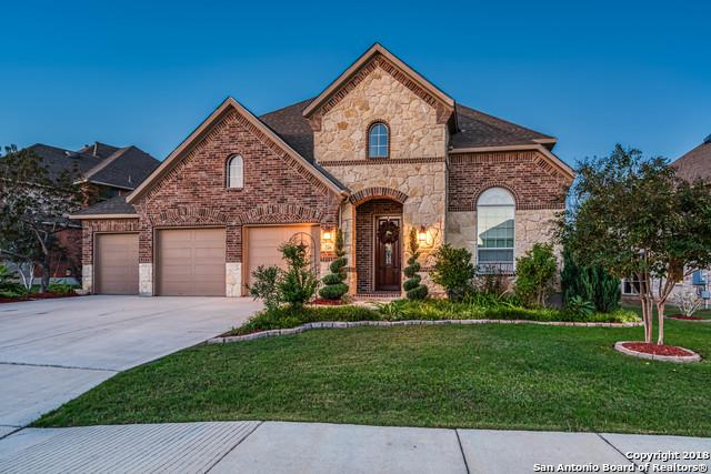 726 Piazza Pl, San Antonio, TX 78253 (MLS #1348325) :: NewHomePrograms.com LLC