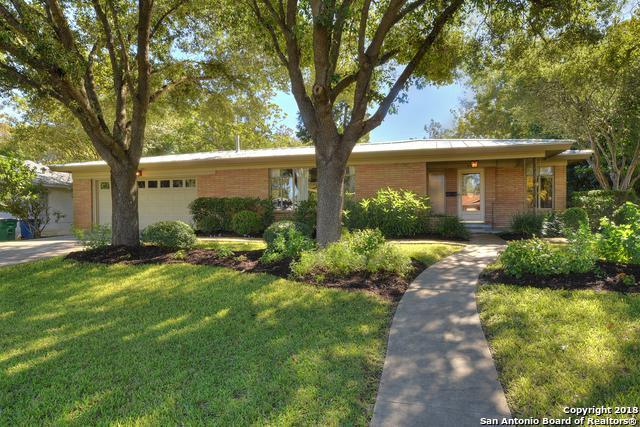 534 Oakleaf Dr, San Antonio, TX 78209 (MLS #1348339) :: Neal & Neal Team