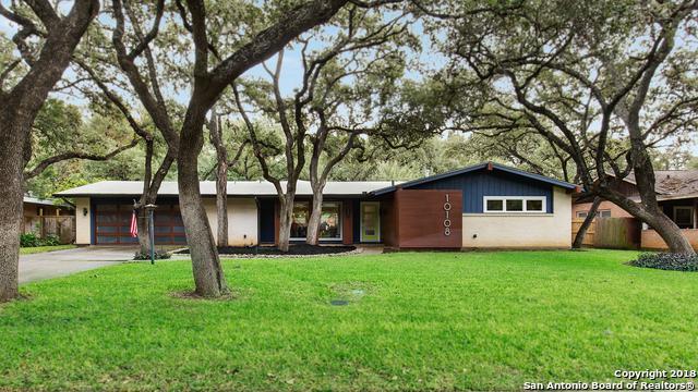 10108 Sunflower Ln, San Antonio, TX 78213 (MLS #1348559) :: Alexis Weigand Real Estate Group