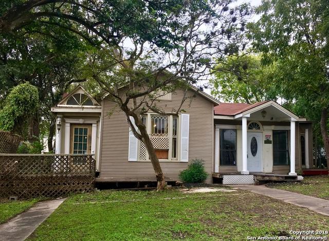 617 Burnet St, San Antonio, TX 78202 (MLS #1348577) :: The Suzanne Kuntz Real Estate Team