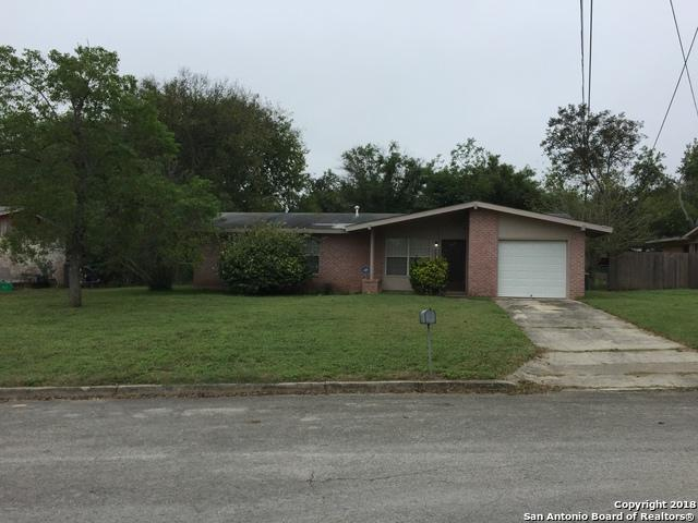 533 E Byrd Blvd, Universal City, TX 78148 (MLS #1348714) :: Alexis Weigand Real Estate Group