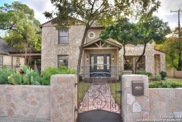 2068 W Mistletoe Ave, San Antonio, TX 78201 (MLS #1348729) :: The Mullen Group | RE/MAX Access