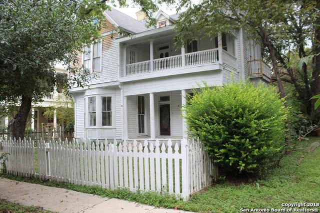 105 Callaghan Ave, San Antonio, TX 78210 (MLS #1348860) :: Exquisite Properties, LLC