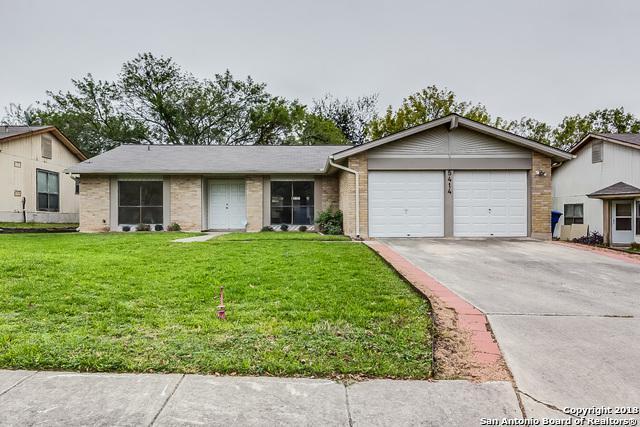 5414 Maple Vista, San Antonio, TX 78247 (MLS #1348887) :: Exquisite Properties, LLC