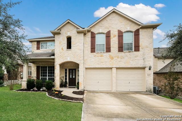 3622 Bennington Way, San Antonio, TX 78261 (MLS #1348928) :: Alexis Weigand Real Estate Group