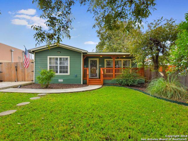 910 W Rosewood Ave, San Antonio, TX 78201 (MLS #1349024) :: Exquisite Properties, LLC