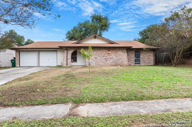 5827 Burkley Springs St, San Antonio, TX 78233 (MLS #1349032) :: Alexis Weigand Real Estate Group