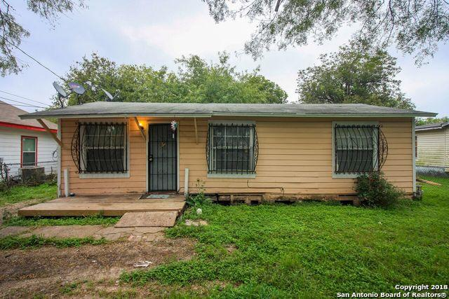 606 S San Joaquin Ave, San Antonio, TX 78237 (MLS #1349033) :: Alexis Weigand Real Estate Group