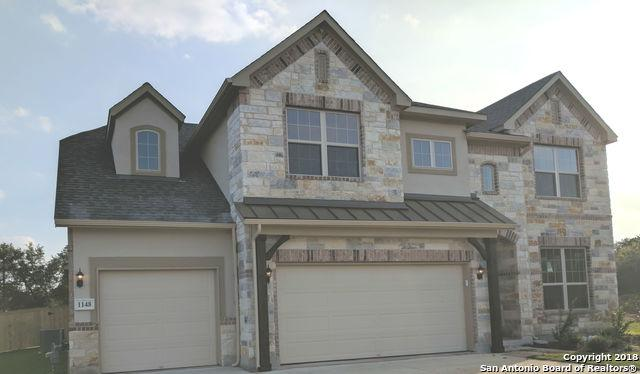 1148 Limestone Way, New Braunfels, TX 78132 (MLS #1349098) :: Alexis Weigand Real Estate Group
