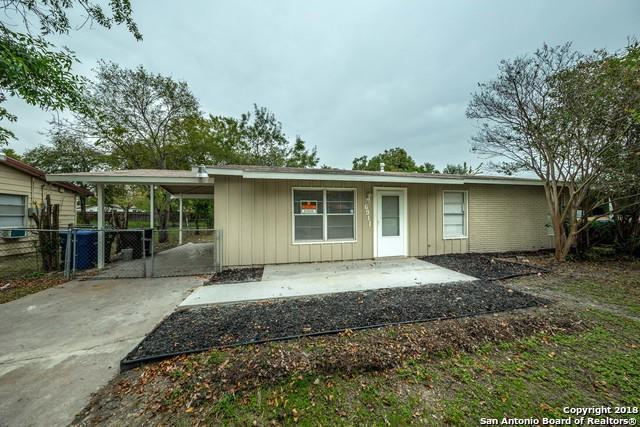 6911 Tallahasse Dr, San Antonio, TX 78227 (MLS #1349198) :: Exquisite Properties, LLC