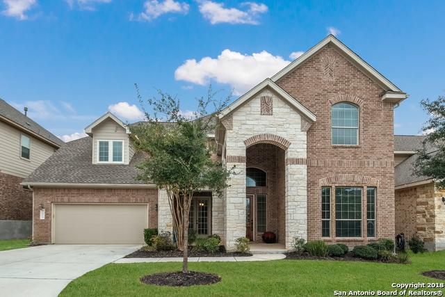 24314 Vinca Reef, San Antonio, TX 78260 (MLS #1349226) :: The Suzanne Kuntz Real Estate Team