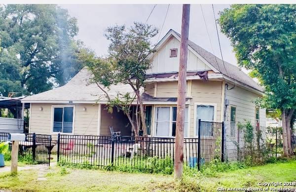 105 Spofford St, San Antonio, TX 78208 (MLS #1349227) :: The Suzanne Kuntz Real Estate Team