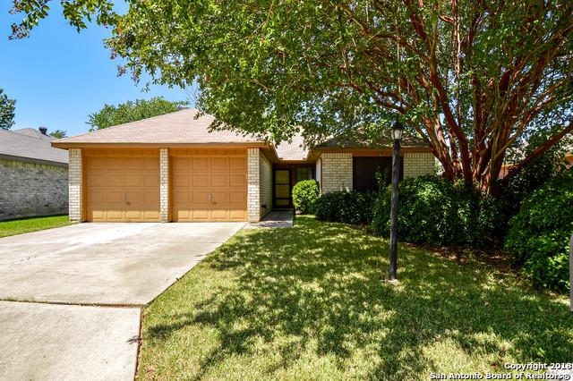 3809 Greenridge, Cibolo, TX 78108 (MLS #1349271) :: Alexis Weigand Real Estate Group