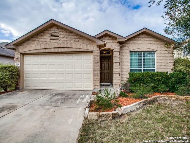 744 Eagles Glen, Schertz, TX 78108 (MLS #1349359) :: Tom White Group