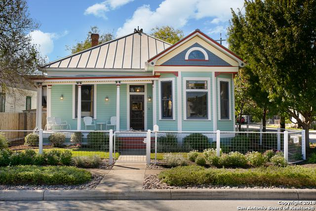 202 Callaghan Ave, San Antonio, TX 78210 (MLS #1349434) :: Exquisite Properties, LLC