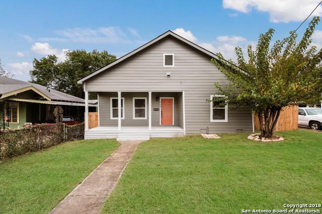 929 Nevada St, San Antonio, TX 78203 (MLS #1349463) :: The Suzanne Kuntz Real Estate Team