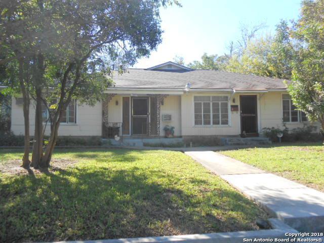 1438 N Center, San Antonio, TX 78202 (MLS #1349469) :: Alexis Weigand Real Estate Group