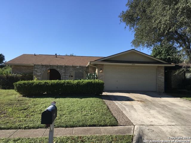 8703 Tamarind St, San Antonio, TX 78240 (MLS #1349470) :: The Suzanne Kuntz Real Estate Team