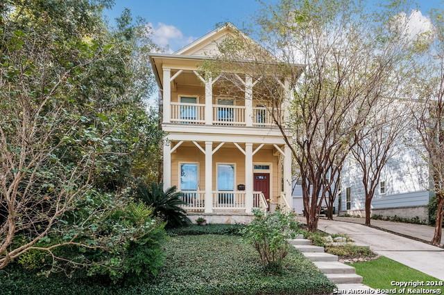 438 Elmhurst Ave, San Antonio, TX 78209 (MLS #1349541) :: Alexis Weigand Real Estate Group