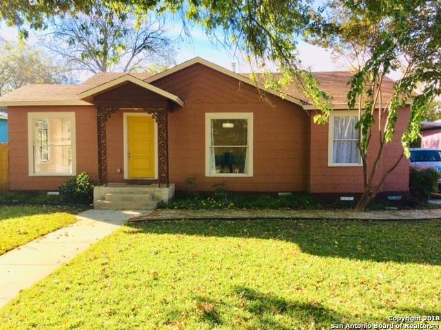 434 W Mariposa Dr, San Antonio, TX 78212 (MLS #1349573) :: Exquisite Properties, LLC