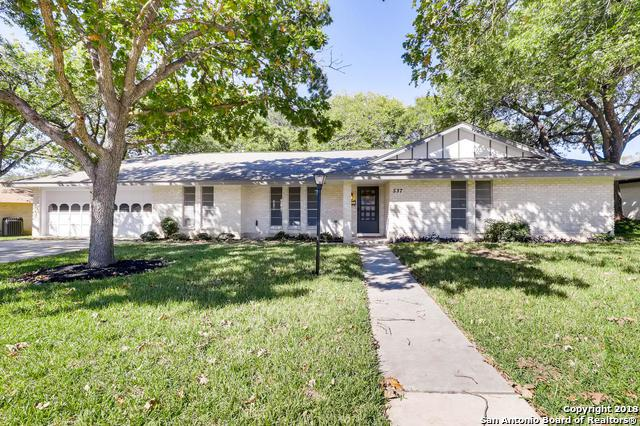 537 Balfour Dr, Windcrest, TX 78239 (MLS #1349586) :: The Suzanne Kuntz Real Estate Team