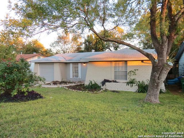 11410 Chapala Way, San Antonio, TX 78233 (MLS #1349623) :: Exquisite Properties, LLC