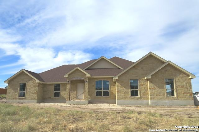 109 Abrego Lake Dr, Floresville, TX 78114 (MLS #1349689) :: Tom White Group
