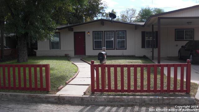 230 Cicero Dr, San Antonio, TX 78218 (MLS #1349722) :: Tom White Group