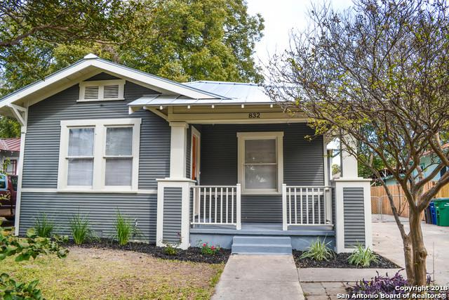 832 E Guenther St, San Antonio, TX 78210 (MLS #1349726) :: Neal & Neal Team