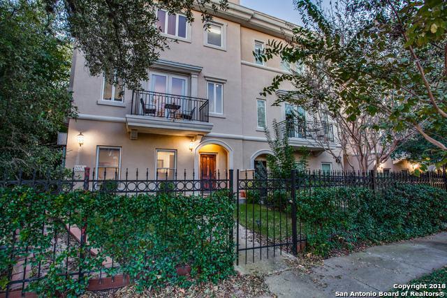 225 E Mulberry Ave 207-1, San Antonio, TX 78212 (MLS #1349728) :: Neal & Neal Team