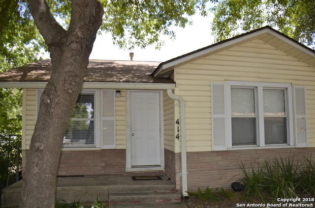414 Buffalo St, San Antonio, TX 78225 (MLS #1349814) :: Tom White Group