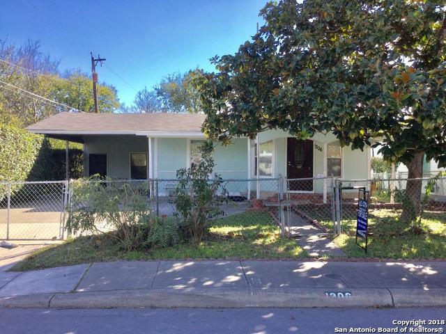 1306 W Gerald Ave, San Antonio, TX 78211 (MLS #1349852) :: Exquisite Properties, LLC