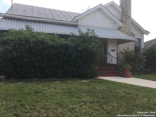 2726 E Houston St, San Antonio, TX 78202 (MLS #1349886) :: Alexis Weigand Real Estate Group