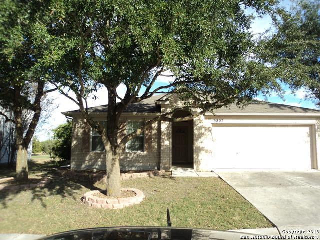 3807 Pebble Beach, Cibolo, TX 78108 (MLS #1349891) :: Alexis Weigand Real Estate Group