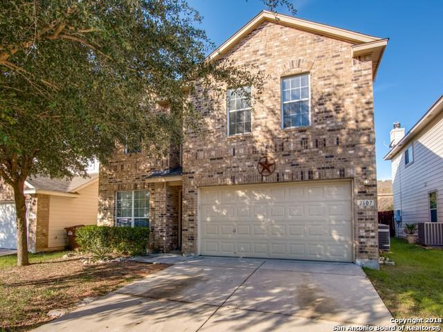 2607 Just My Style, San Antonio, TX 78245 (MLS #1349933) :: Alexis Weigand Real Estate Group
