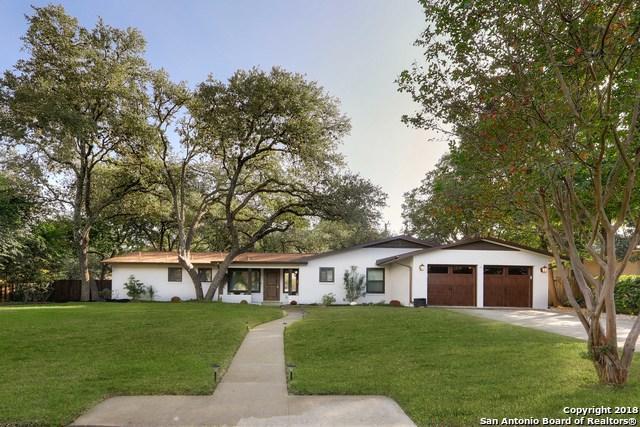 326 Cave Ln, San Antonio, TX 78209 (MLS #1350041) :: The Suzanne Kuntz Real Estate Team