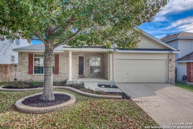 1242 Lynx Bend, San Antonio, TX 78251 (MLS #1350072) :: Alexis Weigand Real Estate Group