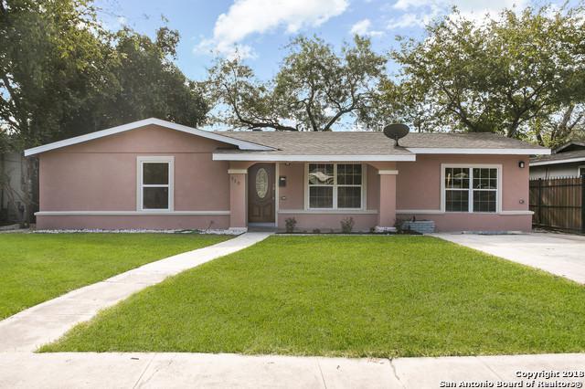 530 Dresden Dr, San Antonio, TX 78213 (MLS #1350089) :: Alexis Weigand Real Estate Group