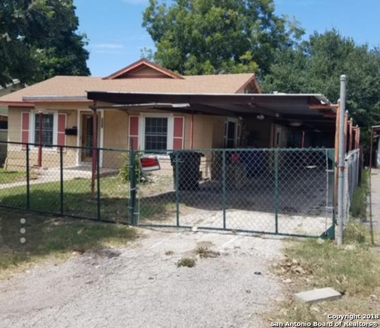 421 Monticello Ct, San Antonio, TX 78223 (MLS #1350168) :: NewHomePrograms.com LLC