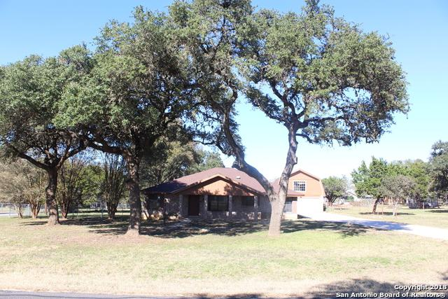 5327 Meadow Lark Dr, Bulverde, TX 78163 (MLS #1350171) :: Alexis Weigand Real Estate Group