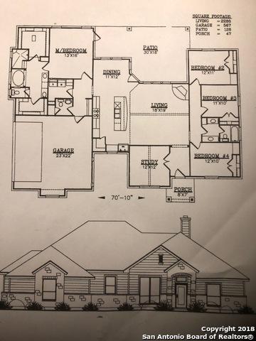 299 Cibolo Ridge Dr., La Vernia, TX 78121 (MLS #1350185) :: Alexis Weigand Real Estate Group