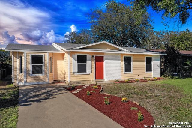 5411 San Benito Dr, San Antonio, TX 78228 (MLS #1350190) :: Alexis Weigand Real Estate Group