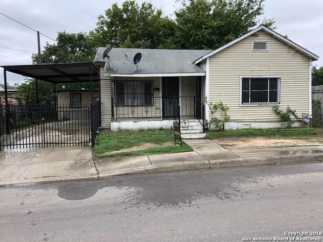 1021 S Cherry St, San Antonio, TX 78210 (MLS #1350212) :: Berkshire Hathaway HomeServices Don Johnson, REALTORS®